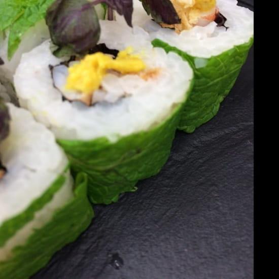 Plat : B.Sushi
