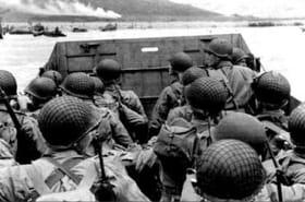 Du Débarquement à la Libération: 100images d'archives exceptionnelles