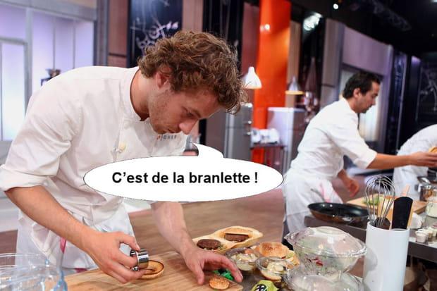 """Steven: """"C'est de la branlette"""""""