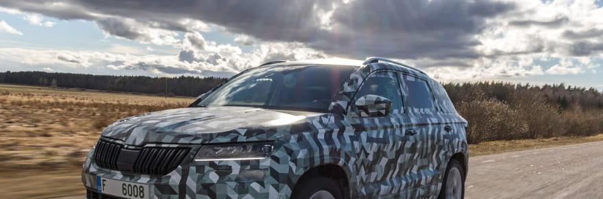 Skoda Karoq: le SUV remplaçant du Yeti se dévoile