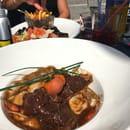 Plat : Lou Bantry  - Notre cuisine niçoise saura vous satisfaire. -   © Lou Bantry