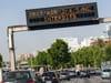 Circulation différenciée: maintenue à Lyon et Marseille ce week-end?