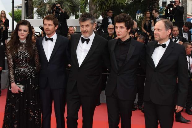 Palme d'or du film français