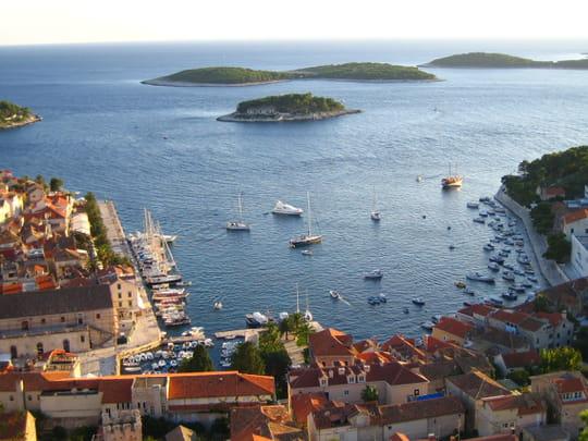 Îles de Dalmatie centrale