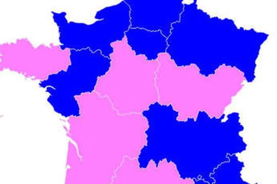 Résultat élection 2015: les régions qui ont basculé, ce qu'il faut retenir