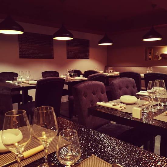 Restaurant : La Cuisine à Mémé  - La salle -   © Salle