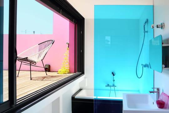 Une pluie de douches design