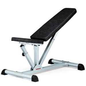 les bancs de musculation permettent de travailler le haut du corps.