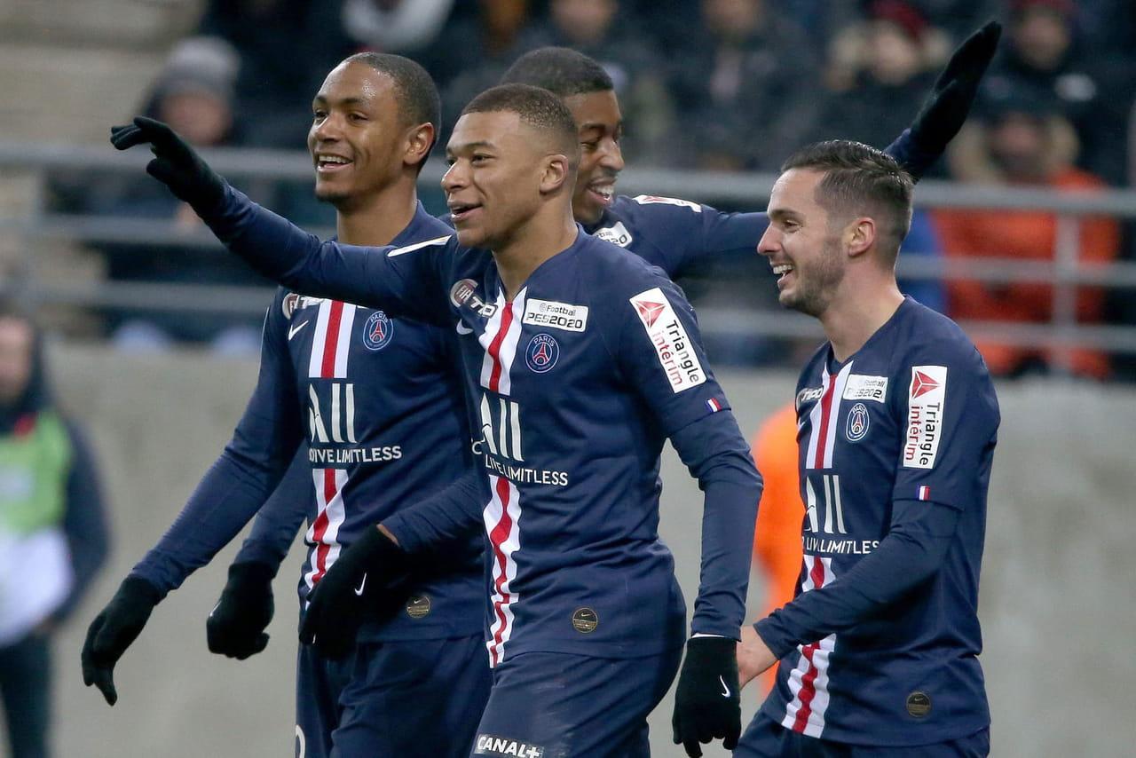 Foot. Coupe de France: PSG-OL en demi-finale, le résultat du tirage
