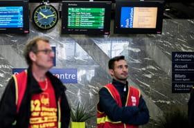 Grève SNCF: les prochaines perturbations de trafic
