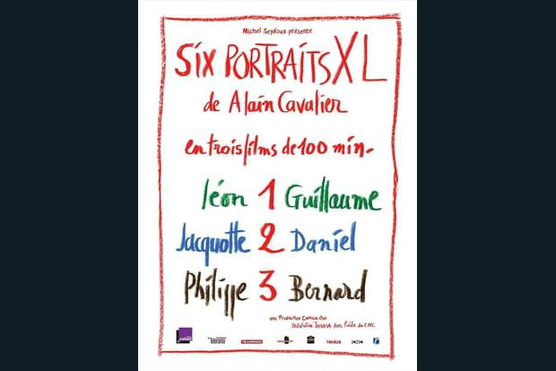Six Portraits XL 1: Léon et Guillaume - Photo 1