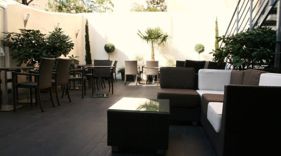 Absolu  - Une des terrasses -