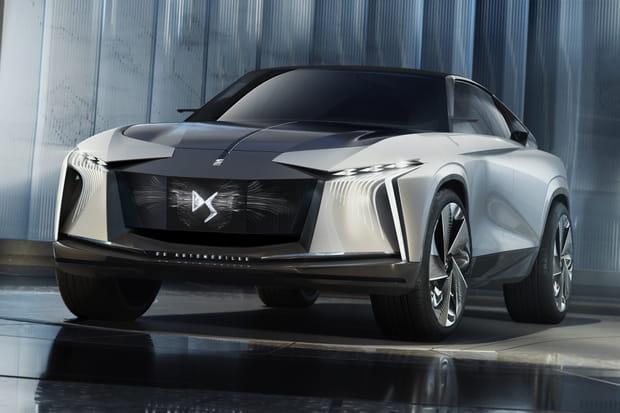 DS Automobiles dévoile son nouveau concept car