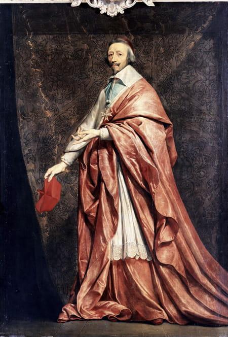 Cardinal de Richelieu par Philippe de Champaigne