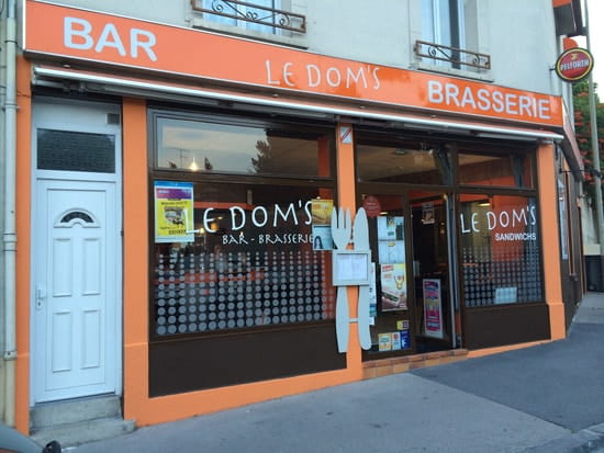 Le Dom's  - facade -   © dom
