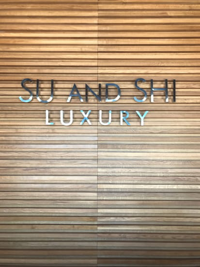 Restaurant : Suandshi Cannes  - Logo Suandshi Cannes -   © Suandshi Cannes