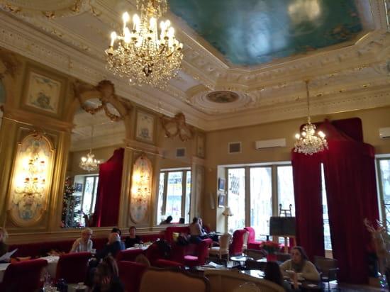 Restaurant : Le Napoléon  - la grande salle -   © Gc