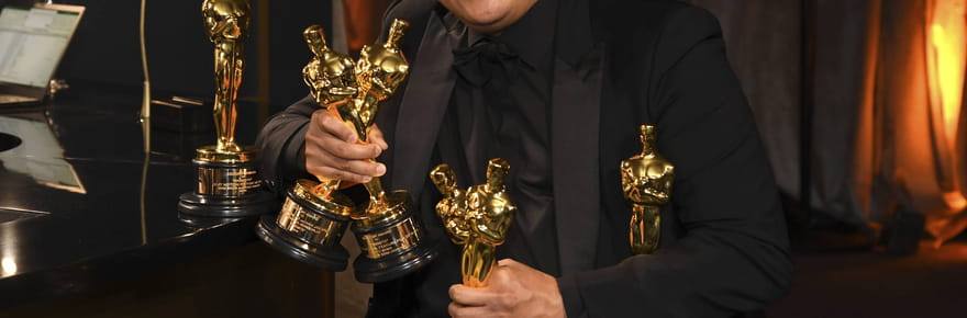 Le palmarès et les meilleurs moments des Oscars 2020en images