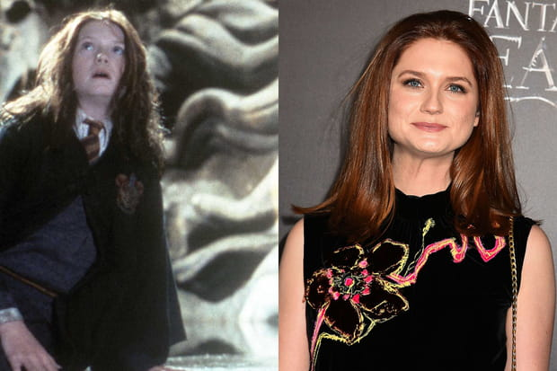 Bonnie Wright a bien changé