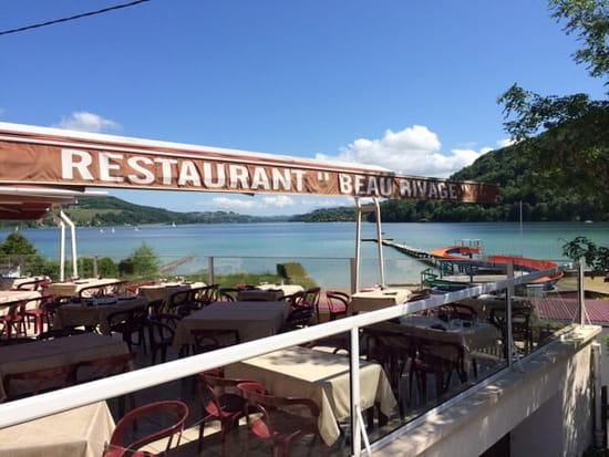 Restaurant : Hôtel Beau Rivage
