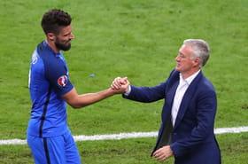Equipe de France: quel onze pour Deschamps lors du prochain match?