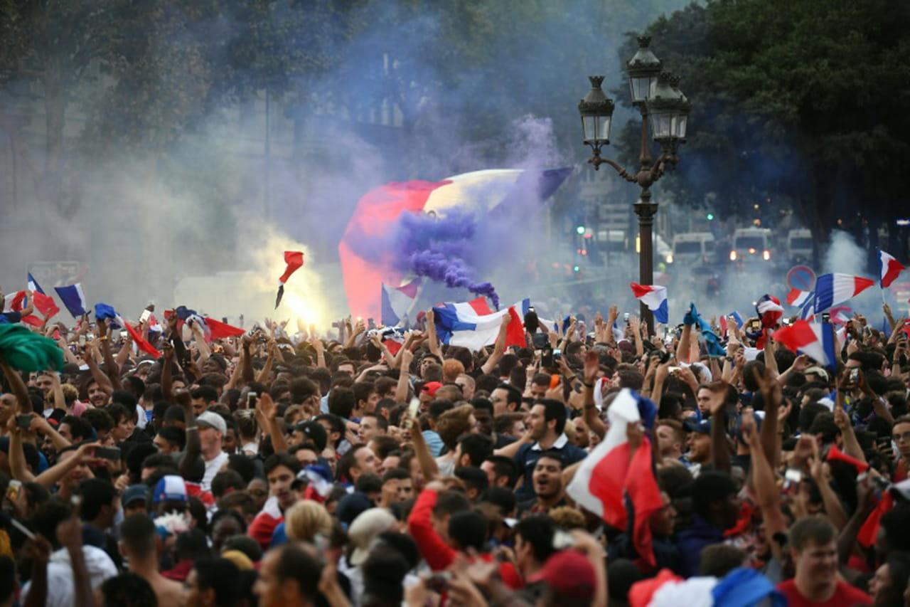 14-Juillet et finale du Mondial: 12.000forces de l'ordre mobilisées dans Paris et sa région