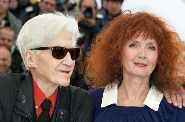 Sabine Azema et Alain Resnais