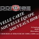 Bacchouse Restaurant Franco-Russe  - Nouvelle équipe du Baccouse -   © Bacchouse Cannes