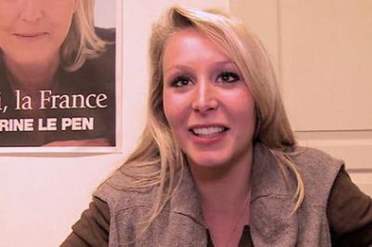Marion Maréchal-Le Pen enceinte: ladéputée FN, encolère, confirme sa grossesse