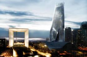 Tours, bureaux, hôtels: découvrez les nouveaux projets de La Défense