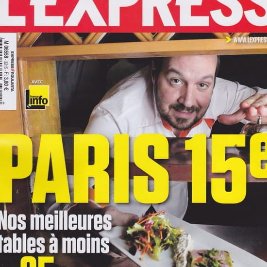Restaurant : Chez Mademoiselle
