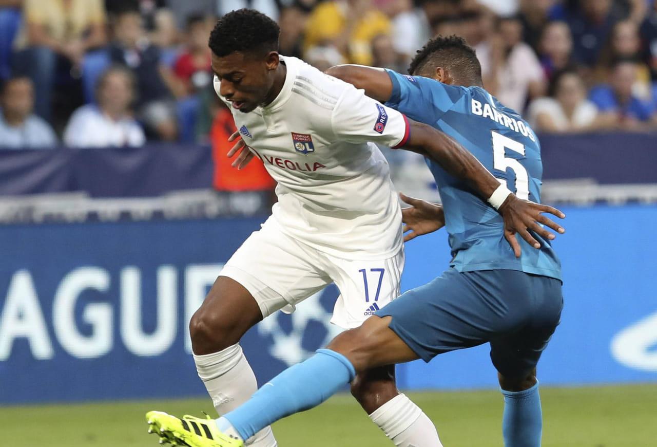 Ligue des champions: Lyon coince face au Zenith, les résultats en direct