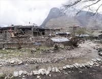 Manaslu, royaume fragile de l'Himalaya