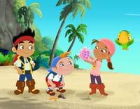 Jake et les pirates du pays imaginaire : La baguette arc-en-ciel