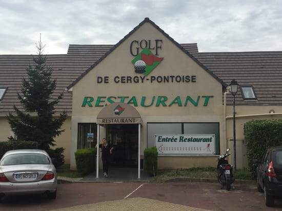 Entrée : Restaurant du Golf