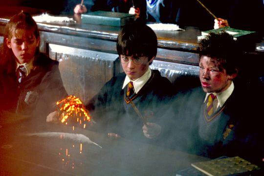 27e : Harry Potter àl'école dessorciers