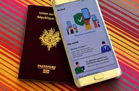 Passeport vaccinal: intégré dans l'appli TousAntiCovid, comment ça marche, sur quels vols?