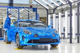 Quelles voitures actuelles sont fabriquées en France?