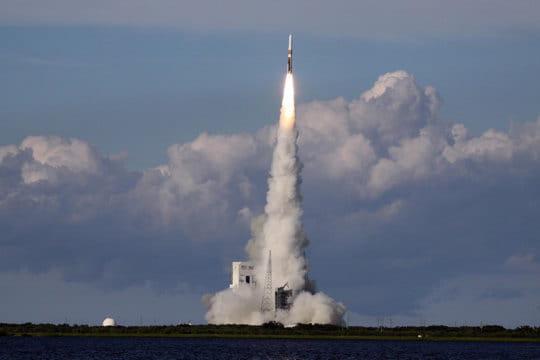 Delta IV et GOES-O en 2009