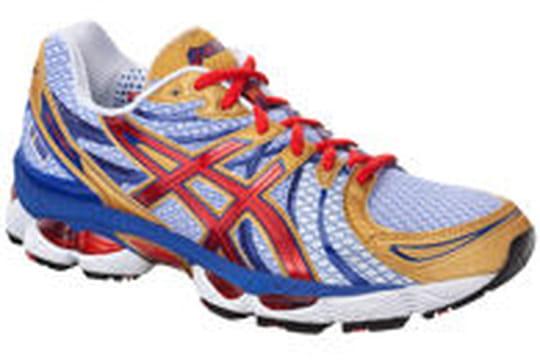 Marathon de Paris: une chaussure dotée duplandelacourse!