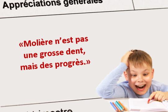 Une dent contre Molière?