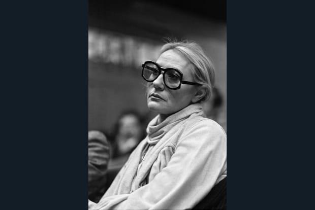Pierrette Le Pen, la première femme