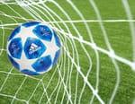 Football - Hoffenheim (Deu) / Lyon (Fra)