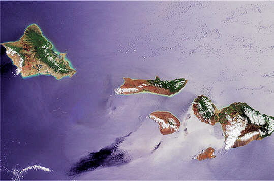 Iles hawaïennes