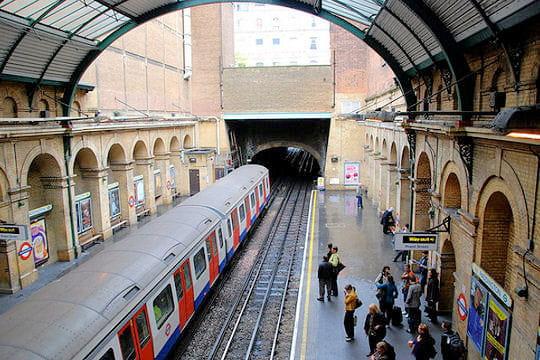 Station Paddington à Londres
