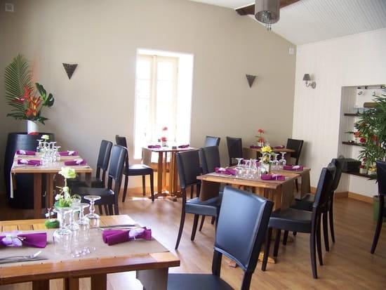 Le Tassigny  - La salle restaurant -