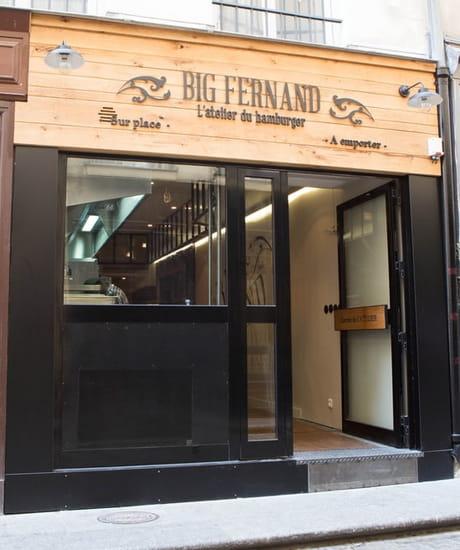 Big Fernand  - Big Fernand Montorgueil -   © Big Fernand