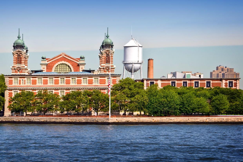 Premiers Migrants A Ellis Island