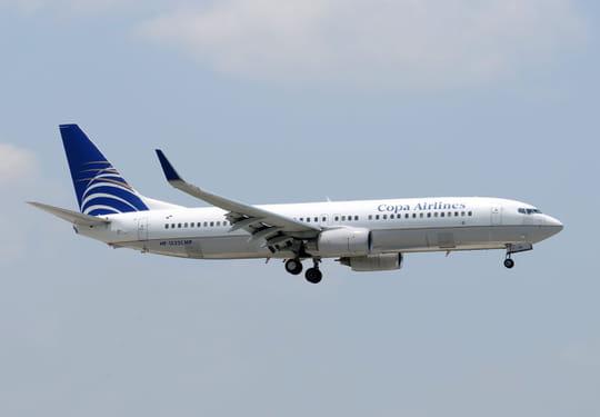 Copa Airlines: un moteur en feu, l'avion fait demi-tour en urgence [VIDEO]