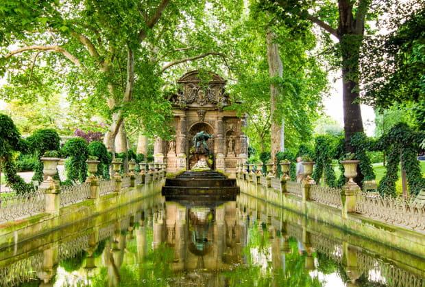 La Fontaine Médicis, Paris